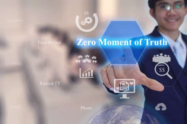 DSM Digital school of marketing - Zero Moment of Truth