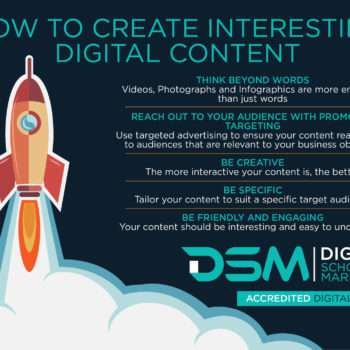 DSM Digital school of marketing - digital copywriting