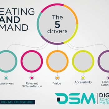DSM Digital School of Marketing-Brand Identity