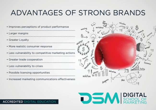 DSM Digital School of Marketing- Brand Differentiation