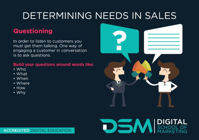 DSM Digital School of Marketing-sales management