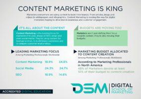 DSM Digital School of Marketing - duplicate content