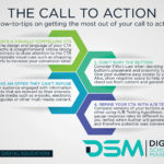 DSM Digital School of Marketing - call to action