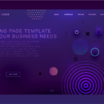 DSM Digital School of Marketing- landing page