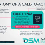 DSM Digital School of Marketing- call-to-action