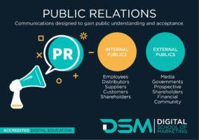 DSM Digital School of Marketing - external PR