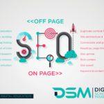 DSM Digital School of Marketing - off-page optimisation