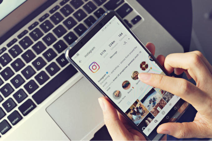DSM Digital School of Marketing - Instagram