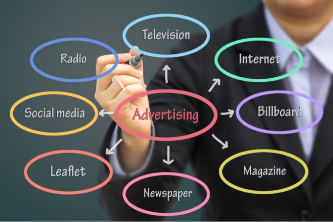 DSM Digital School of Marketing - advertising industry
