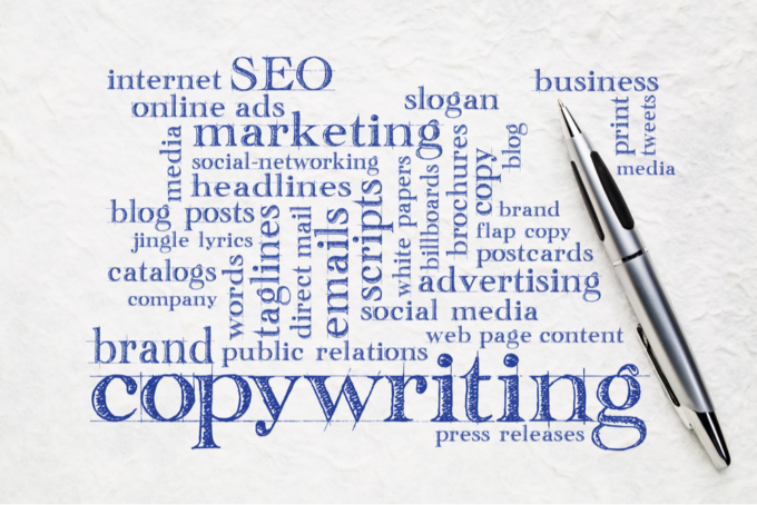 DSM Digital School of Marketing -types of copywriting