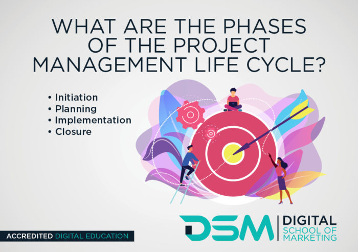 DSM Digital School of Marketing - project management processes