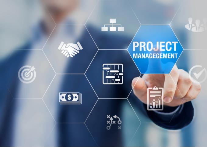 DSM Digital School of Marketing - project management tool