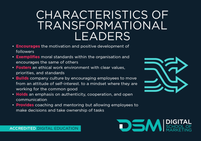 DSM Digital School of Marketing - leadership