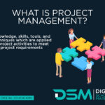 DSM Digital School of Marketing - project management