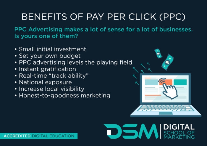 DSM Digital School of Marketing - PPC