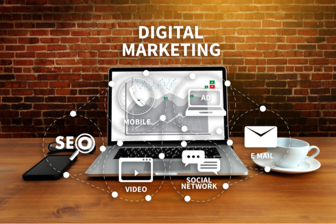DSM Digital School of Marketing - digital marketing