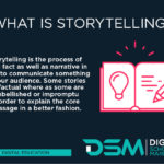 DSM Digital School of Marketing - storytelling