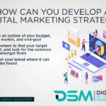 DSM Digital School of Marketing - digital marketing strategy